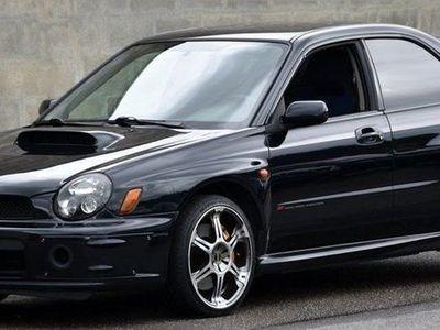 gebraucht Subaru Impreza 2.0 Turbo 4WD WRX STI