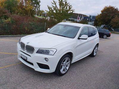 gebraucht BMW X3 xDrive 20d Steptronic M-Paket