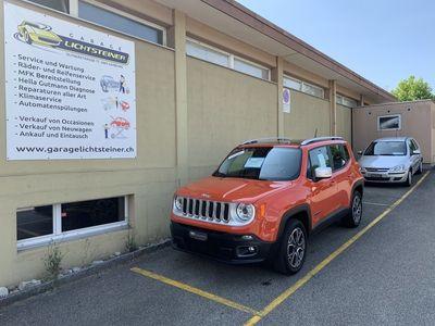 gebraucht Jeep Renegade 2.0 CRD 140 Limited AWD