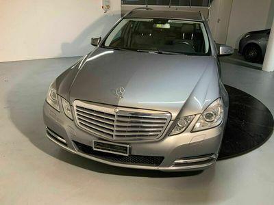gebraucht Mercedes E350 CDI BlueEfficiency Elégance 4Matic 7G-Tronic