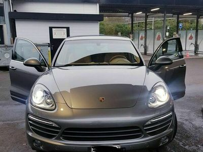 gebraucht Porsche Cayenne Tiptronic