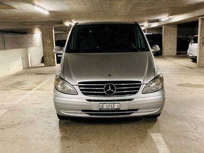 gebraucht Mercedes Viano 2.2 CDI Ambiente EL