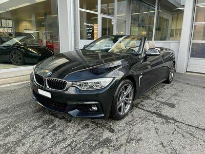 gebraucht BMW 420  i Cabriolet Steptronic