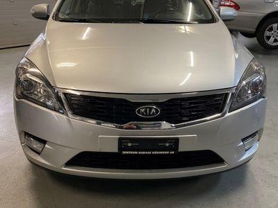 gebraucht Kia cee'd Sporty Wagon 1.6 16V _seven Automatic