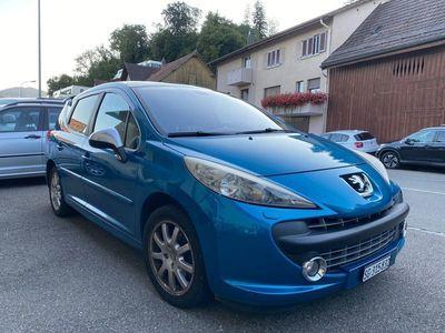gebraucht Peugeot 207 1.6 turbo gti