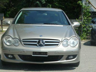 gebraucht Mercedes CLK320 CDI Elégance