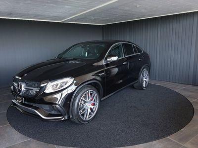 gebraucht Mercedes GLE63 AMG AMG GLE Coupé 63 S AMG 4Matic