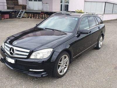 gebraucht Mercedes C250 C-KlasseCGI BlueEfficiency Avantgarde Aut. AMG-P