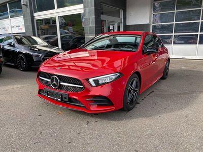 gebraucht Mercedes A200 d AMG Line