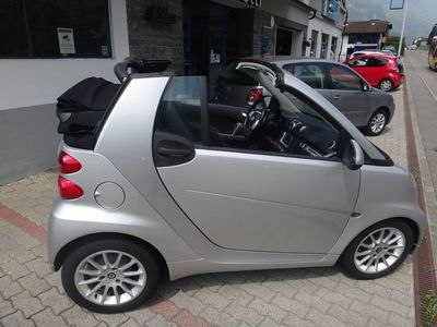 gebraucht Smart ForTwo Cabrio 2012 con navigatore