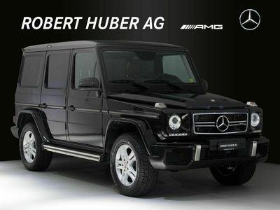 gebraucht Mercedes G350 G-KlasseBlueTEC