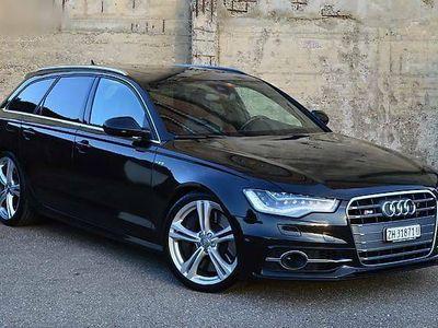 gebraucht Audi RS6 S6 /S6 Avant 4.0TFSI V8 Quattro