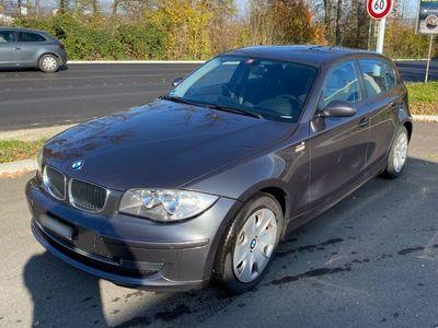 gebraucht BMW 118 1er d