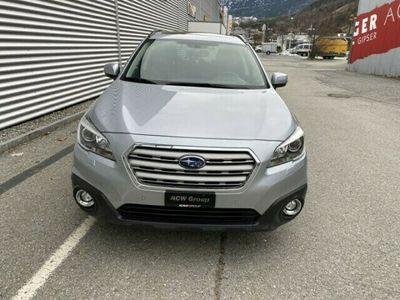 gebraucht Subaru Outback 2.0 D Luxury