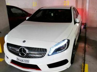 gebraucht Mercedes A250 A-Klasse MercedesSport AMG Line 7DSG