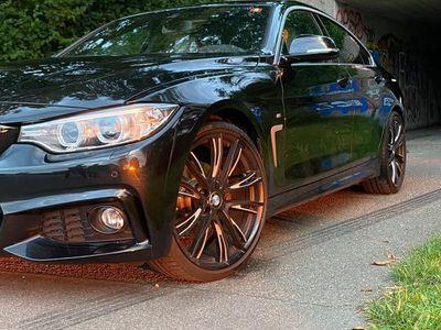 gebraucht BMW 420 Gran Coupé 4er d