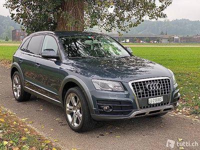 gebraucht Audi Q5 benzin 2.0 4x4