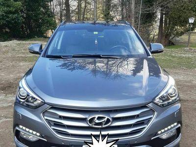 gebraucht Hyundai Santa Fe Santa Fe 7 posti 4x4 20167 posti 4x4 2016