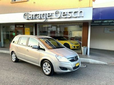 gebraucht Opel Zafira 2.2 16V Direct Enjoy