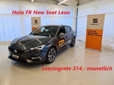gebraucht Seat Leon 1.5 eTSI mHEV FR DSG