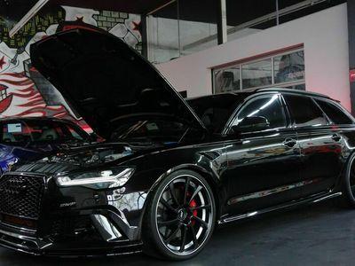 gebraucht Audi RS6 RS6 Avant 4.0 TFSI V8 ABT PERFORMANCE BLACK QUATTROAvant 4.0 TFSI V8 ABT PERFORMANCE BLACK QUATTRO