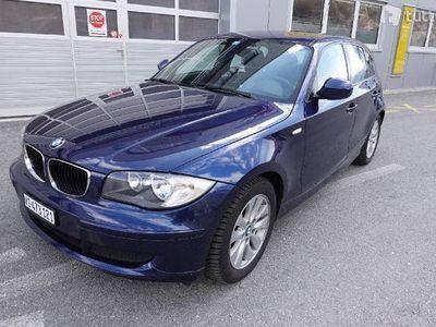 gebraucht BMW 118 Steptronic