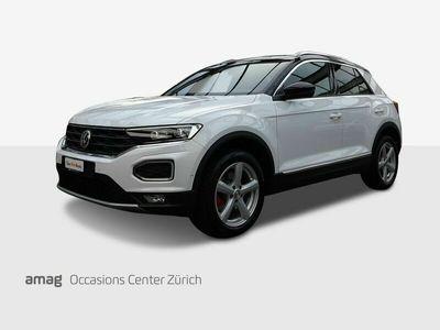 gebraucht VW T-Roc 2.0 TSI Sport DSG 4Motion