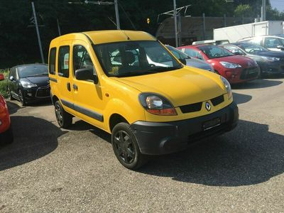 gebraucht Renault Kangoo Express 1.6 16V 4x4