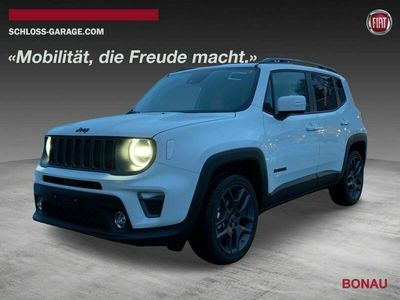 gebraucht Jeep Renegade 1.3 Turbo Limited S AWD