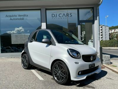 gebraucht Smart ForTwo Coupé BELLISSIMA BIANCO OPACO PACCHETTO BRABUS SPORT!!!
