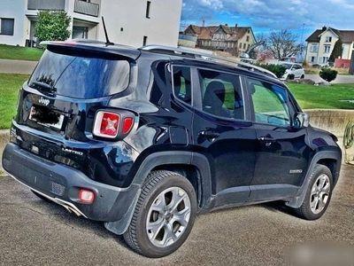gebraucht Jeep Renegade 2.0 4x4 Limited