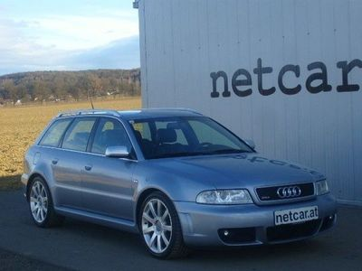 gebraucht Audi RS4 Avant 2,7 quattro VOLL/Scheckheft!!