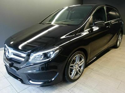 gebraucht Mercedes B220 CDI SwissSt.AMG 4M
