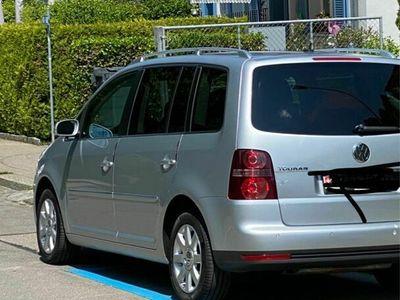 gebraucht VW Touran tsi 1.4 Benzin 7 Platz