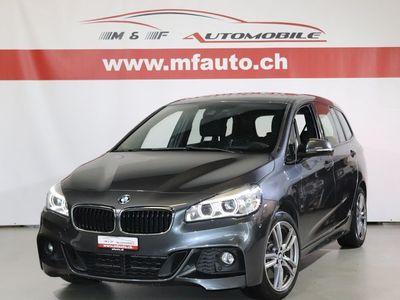 gebraucht BMW 220 Gran Tourer d xDrive SAG