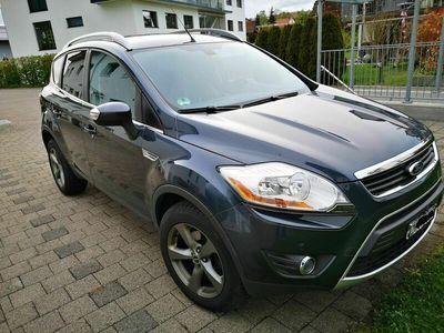 gebraucht Ford Kuga Titanium TDCI 163 PS Bj. 2010 < 140 Tkm