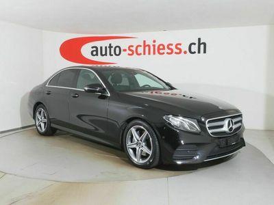 gebraucht Mercedes E220 E-KlasseAMG Line 9G-Tronic