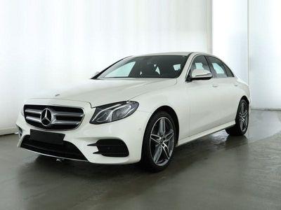 gebraucht Mercedes E200 AMG Line 9G-Tronic