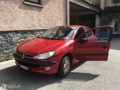 gebraucht Peugeot 206 1.4