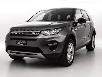 gebraucht Land Rover Discovery Sport 2.0 Si4 HSE Luxury AT9 ANHÄNGERKUPPLUNG