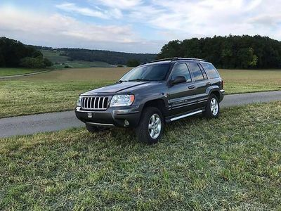 gebraucht Jeep Grand Cherokee 2.7 CRD Vision Automatic