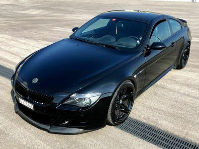 gebraucht BMW M6 6erE63 V10 **All-Black**