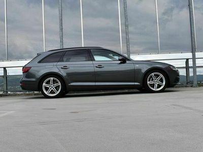gebraucht Audi A4 AVANT 2.0 TDI S-LINE SPORT BLACK QUATTRO S-TRONIC l 190 PS