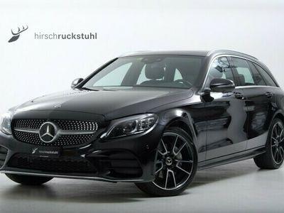 gebraucht Mercedes C200 Swiss Star AMG Line 4M 9G-Tronic