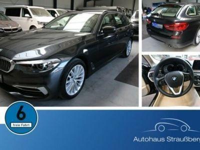 gebraucht BMW 520 d Touring X-Drive NAVI RFK Standh. LED