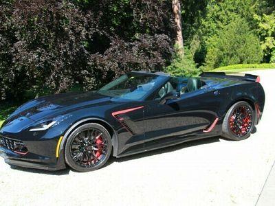 gebraucht Chevrolet Corvette Z06 2LZ Preferred Equipment Gr