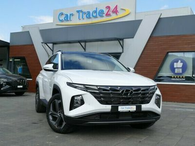 gebraucht Hyundai Tucson 1.6 TGDI 48V Luxury DCT 4WD