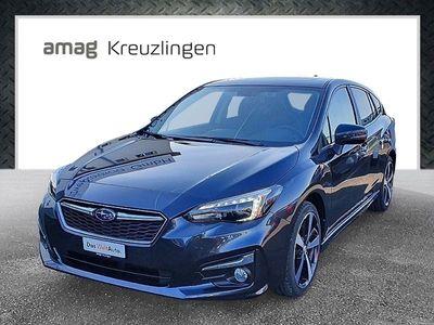 gebraucht Subaru Impreza 2.0 Luxury AWD Lineartronic