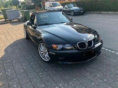 gebraucht BMW Z3 2.8l mit M-Paket, großer Service + MFK, 100%-Teile
