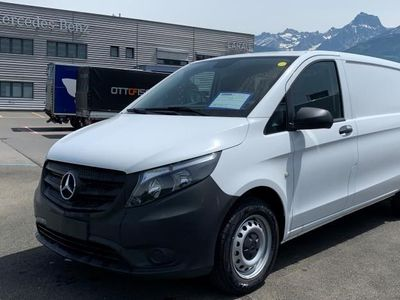 gebraucht Mercedes Vito 111 BlueTEC L Euro 6